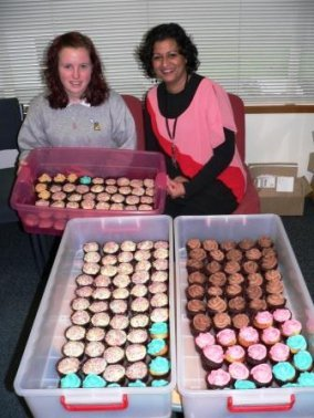 Cupcakes for SPCA