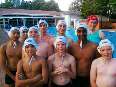 waterpolo junior team(copy)