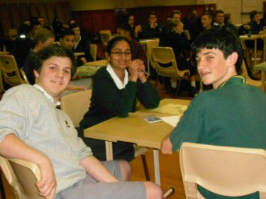 Yr11 Geo Quiz Team(copy)