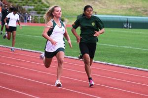 Holly Harrison - 2nd IG 100m