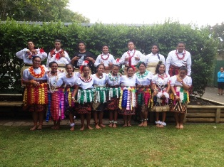 Tongan group