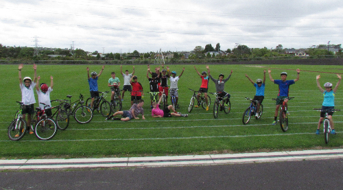 Cycle-a-thon 107-110-298